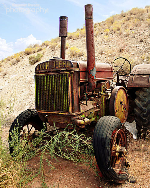 Days Gone By tractor