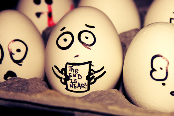 The End Is Heer easter egg