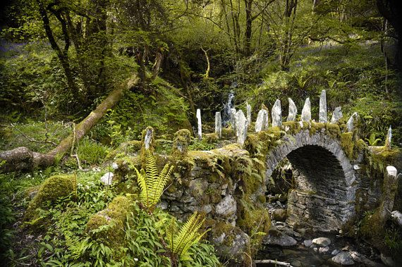 The Fairy Bridge, Scotland