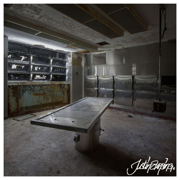 Autopsy Room/Morgue, State Asylum