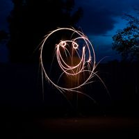 28 Long Exposure Pictures with Sparklers