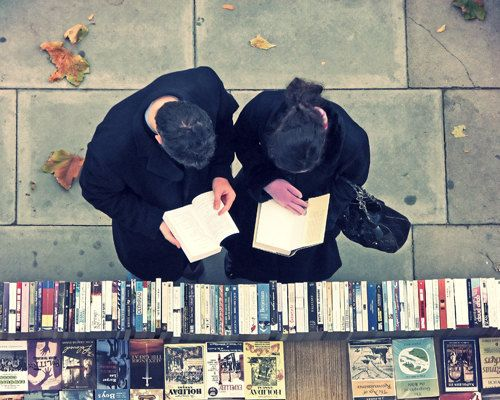 london book market