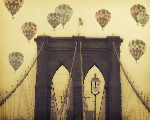 Balloons over the Bridge