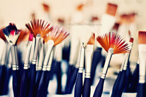 paint brush paintbrushes