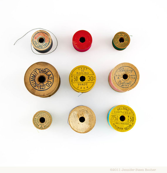 Vintage Thread Spool