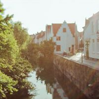 Lovely Pictures of Bruges, Belgium by Alina Drobner