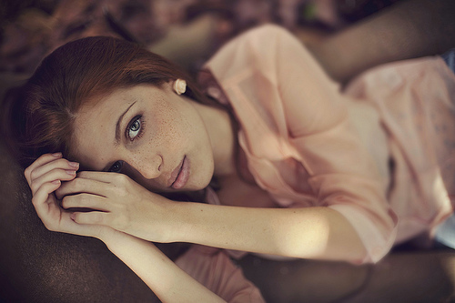 Beautiful Portraits of Women by Alexandra Mascia