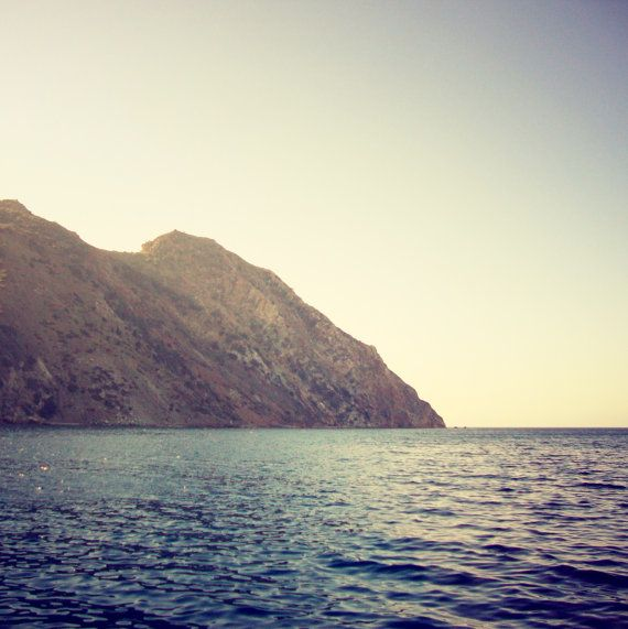 Catalina Island Beach: Peaceful California Beach Pictures By Kameron Elisabeth Walsh