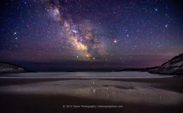 Mike Taylor Landscape Astrophotography