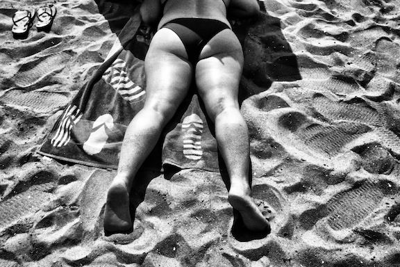 Sand and Butt