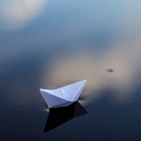 20 Whimsical Pictures of Paper Boats