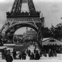 Innovation and the Exotic – Pictures from the Paris Exhibition of 1889