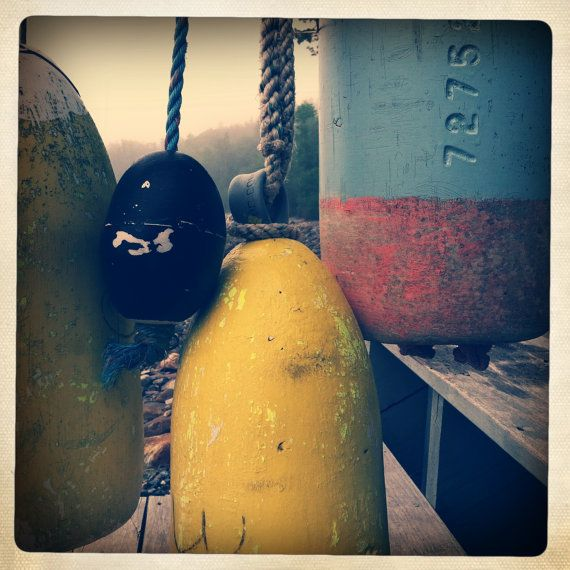 Hanging Buoys