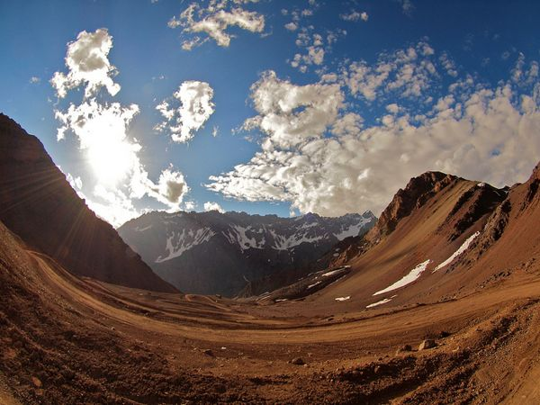 Andes Argentina Chile