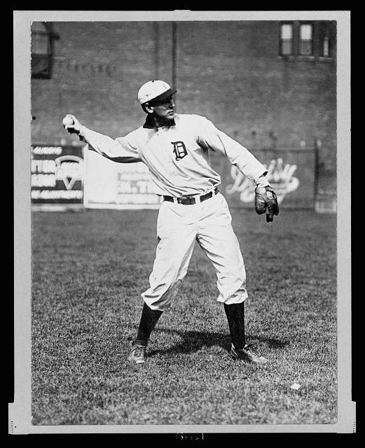 baseball Library of Congress LOC