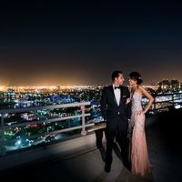 Examples of HDRs and Night Shots in Wedding Photography
