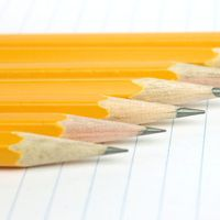 18 Intriguing Pictures of Pencils