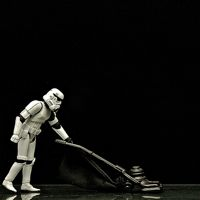 Stormtroopers – Pictures of Daily Life on the Death Star