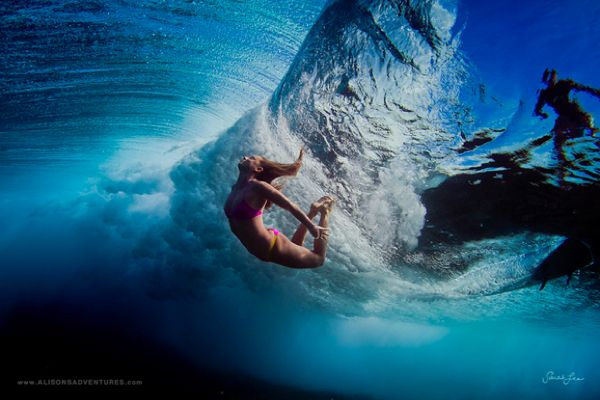 beneath the clouds incredible underwater photography by