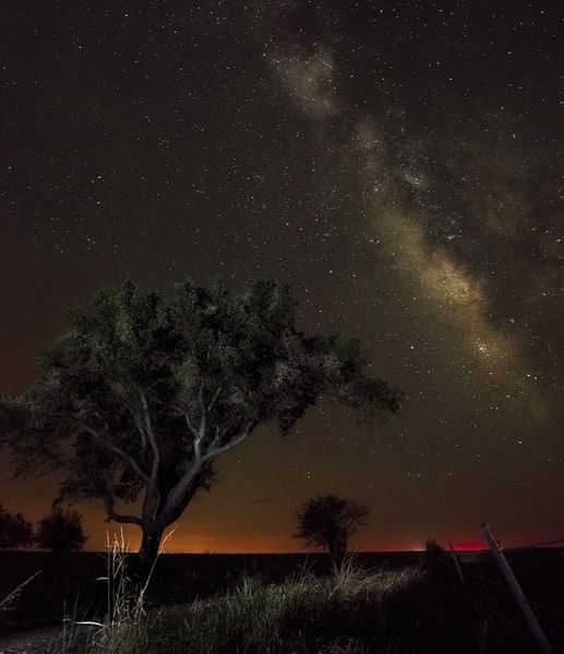 Garett Gabriel Kansas Milky Way