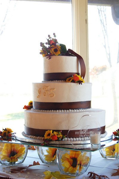 Wedding Cake by Amy