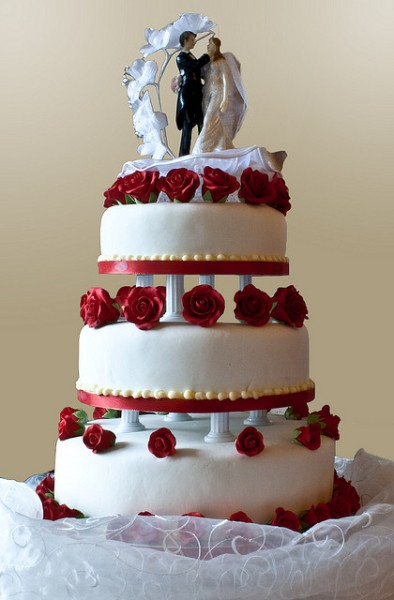 Wedding Cake by shine oa