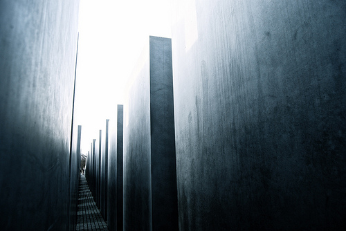 Memorial to the Murdered Jews of Europe 6 by Juan de Dios Santander Vela
