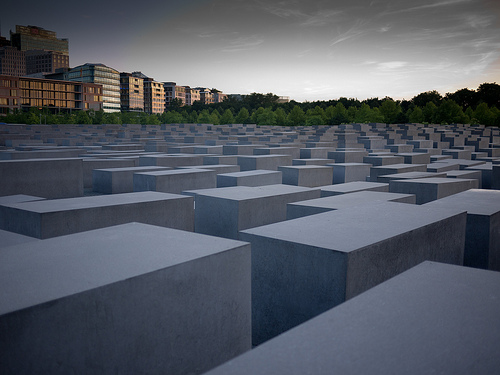 Holocaust Memorial by Ravi