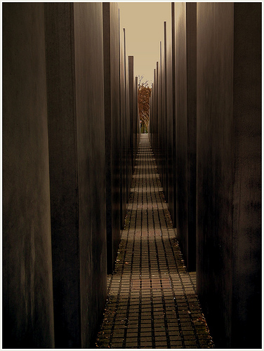 JEWISH MEMORIAL BERLIN APRIL 2012 by calflier001