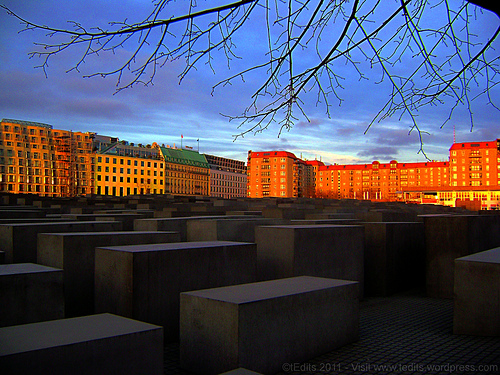 The Holocaust Memorial by Toby Jagmohan