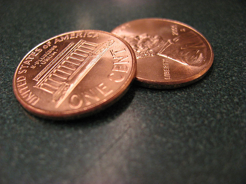 my2cents by yatoobin penny pennies