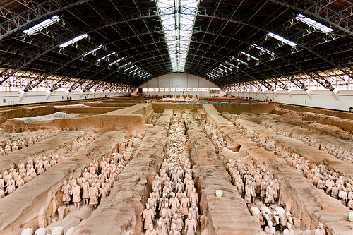Terracotta Army by Scott Swigart