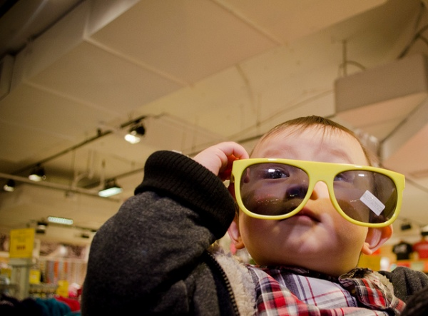 Born a Hipster by Nicole Abalde