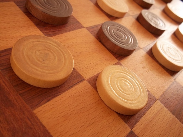 Checkers by Phillip Taylor