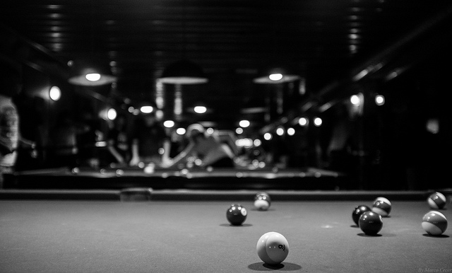 pool billiards ball