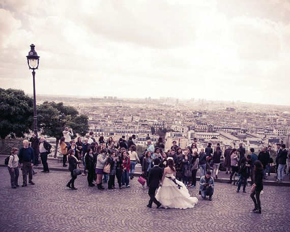 Wedding Paris Montmartre