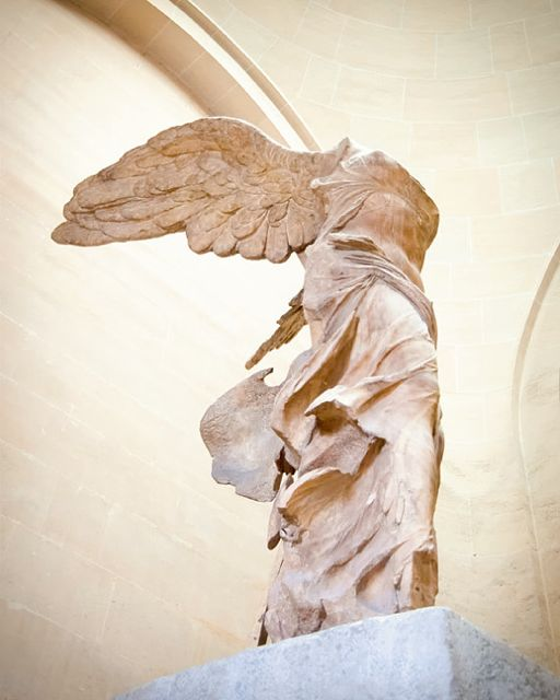 Paris statue Winged Victory