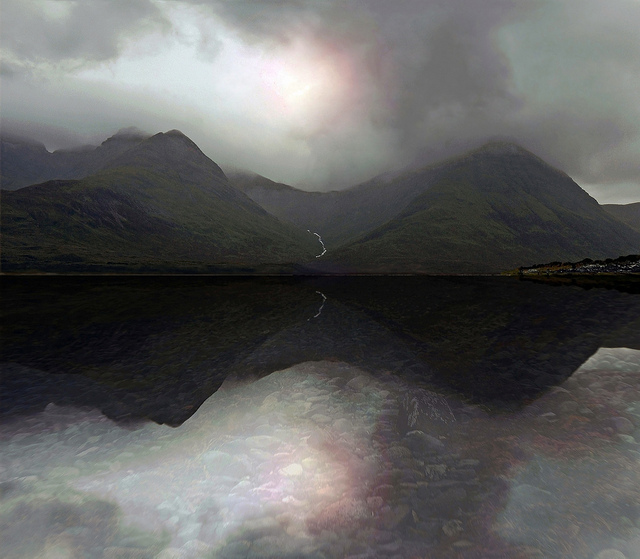 Scottish Landscapes Kenneth Barker