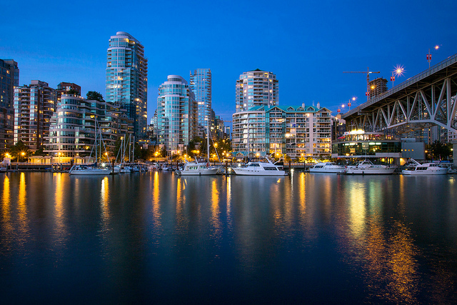 False Creek Blue Hour