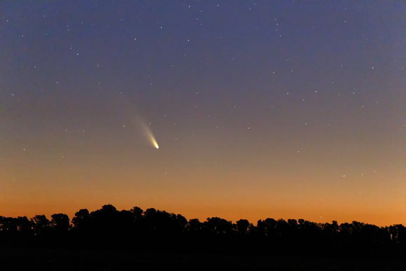 comet photography