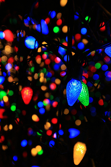25 Beautiful Pictures Of Christmas Lights