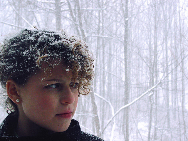 Snow Portrait