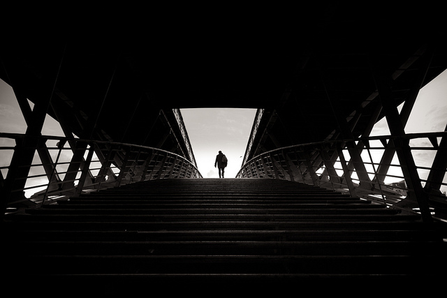 Lonely Shadows – Portrait Photography by Stefano Corso