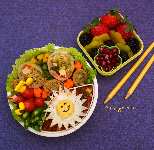 art for lunch bento box photography by gamene. Black Bedroom Furniture Sets. Home Design Ideas