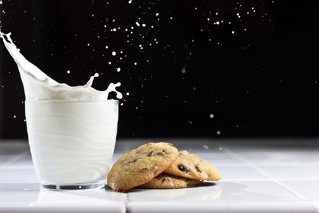January 26th milk cookie