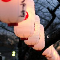 16 Lovely Pictures of Paper Lanterns
