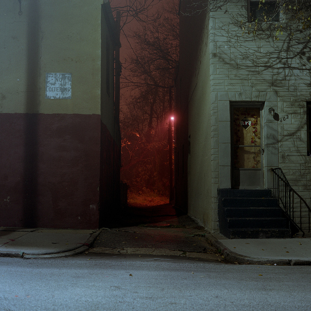 Patrick Joust Baltimore by Night