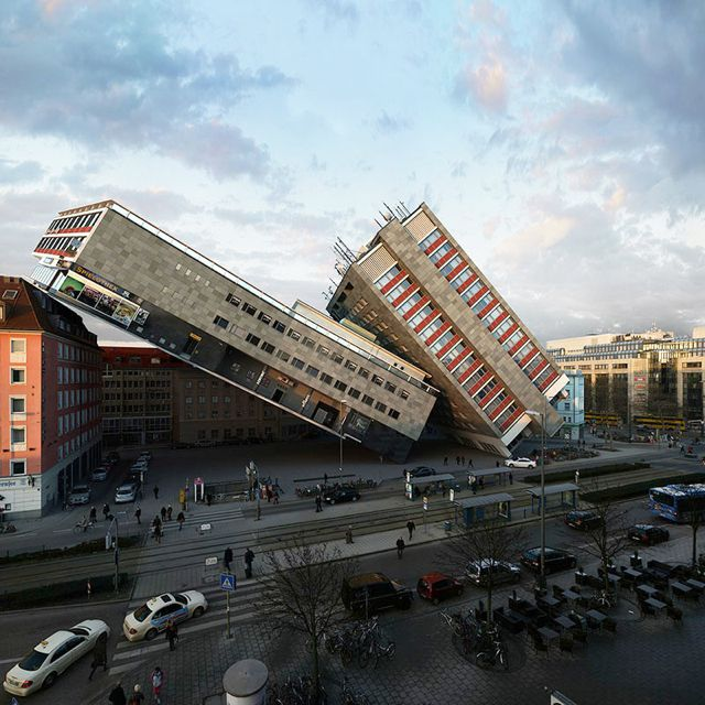 Victor Enrich architecture photography