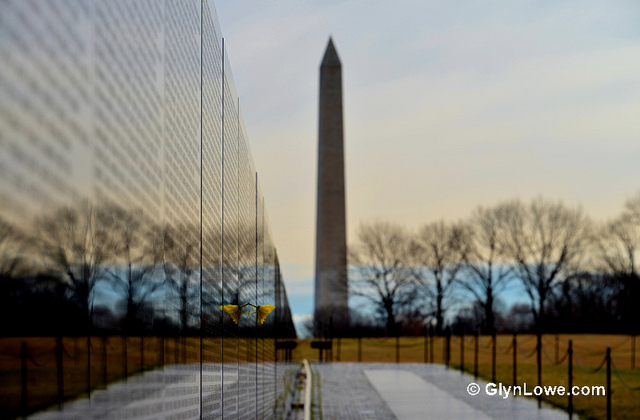 The Vietnam Veterans Memorial Reflections