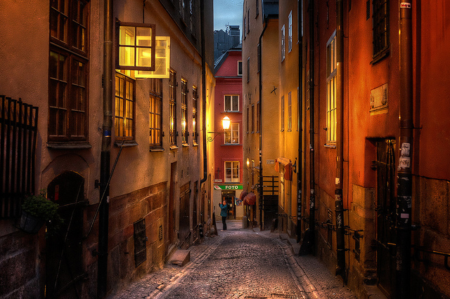 20 Cool Photos of Stockholm